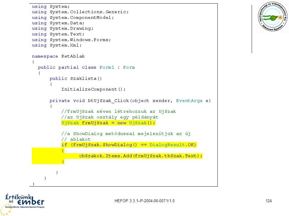 HEFOP 3.3.1–P-2004-06-0071/1.0124