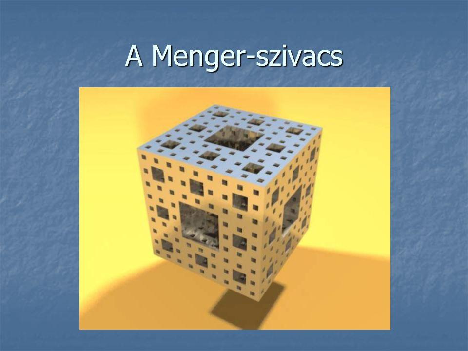 A Menger-szivacs
