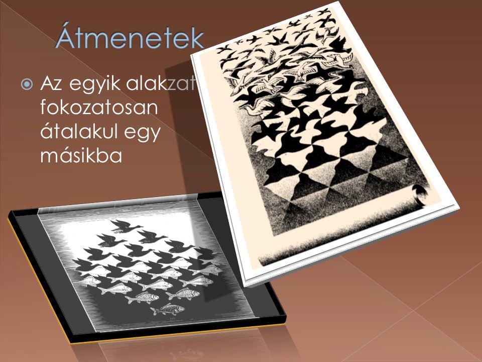 """ A síkot téglalapokkal, háromszögekkel, hatszögekkel könnyen le lehet """"csempézni , de például ötszögekkel nem  1970 körül Roger Penrose matematikus talált meg egy nygjából ötszöges lefedést"""