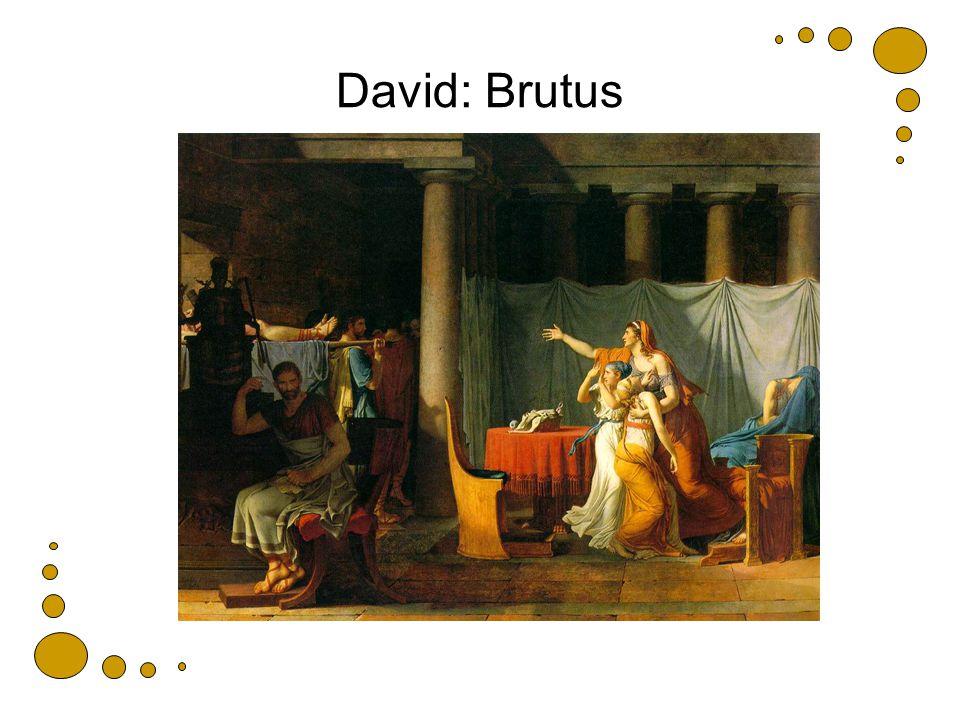 David: Brutus