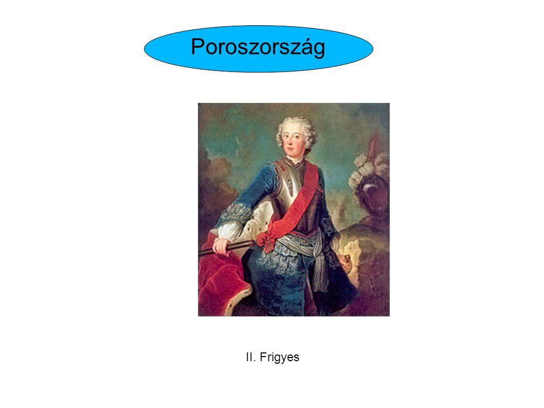 Poroszország II. Frigyes