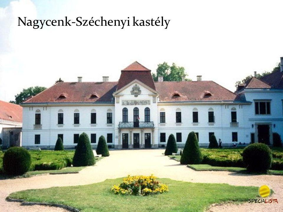 Kastélyszálló A Széchenyi Kastélyszálló 15 holdas ősparkban Soprontól 10, Bécstől 75 km-re, Budapesttől 210 km-re található az 1800-ban épült egykori ún.