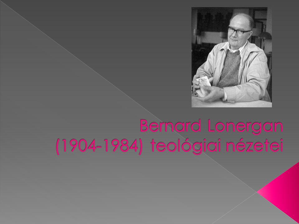  1904-ben született a kanadai Quebec tartományban Buckinghamban  Szerény körülmények, vallásos édesanya  15 évesen súlyos betegség- kórházi tartózkodás  1922-1924 novícius a jezsuita rendházban Guelphben  1924-1926 Kanada