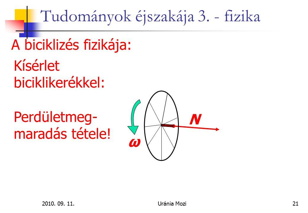 2010.09. 11.Uránia Mozi21 Tudományok éjszakája 3.