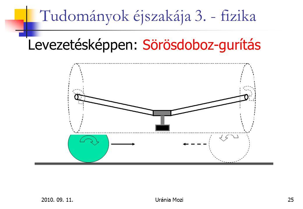 2010.09. 11.Uránia Mozi25 Tudományok éjszakája 3.
