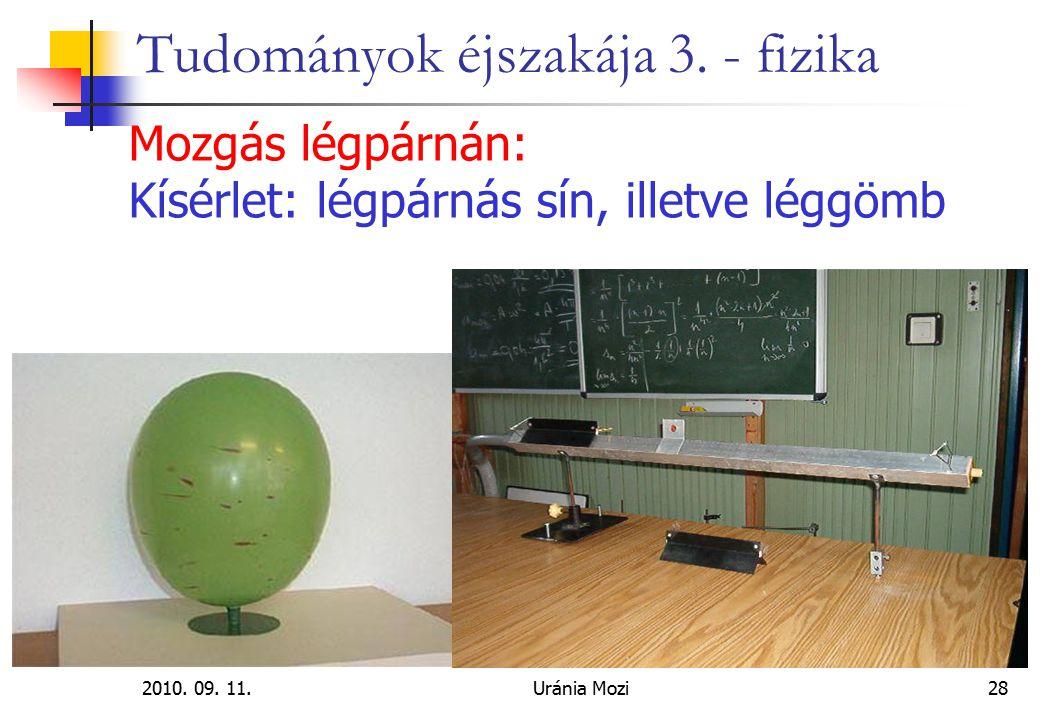 2010.09. 11.Uránia Mozi28 Tudományok éjszakája 3.