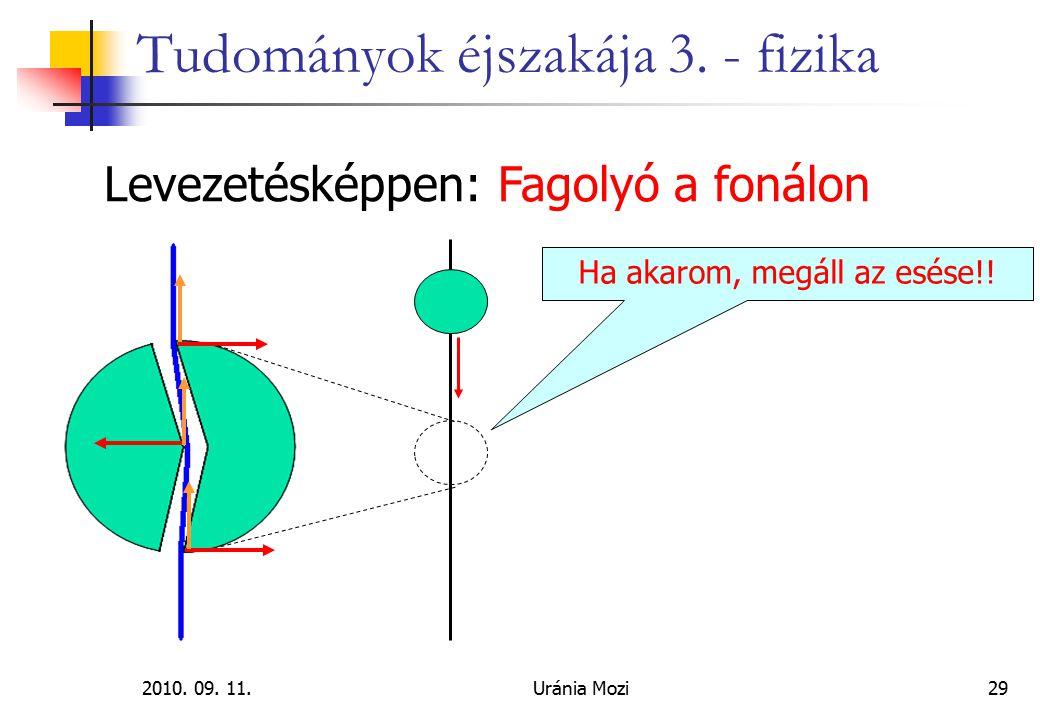 2010.09. 11.Uránia Mozi29 Tudományok éjszakája 3.