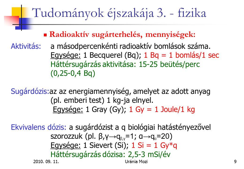 2010.09. 11.Uránia Mozi9 Tudományok éjszakája 3.