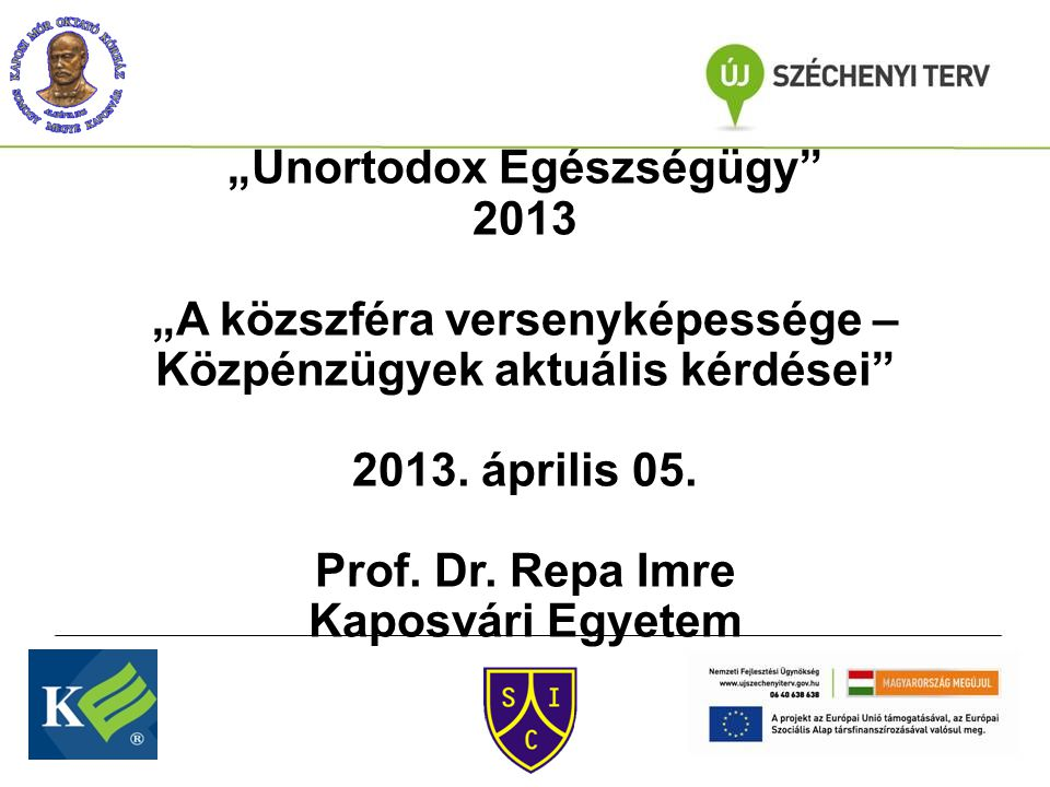Miért nem tudunk mi magyarok sikeresek, nyertesek lenni? Copyright EÜBT prof. dr. Repa Imre
