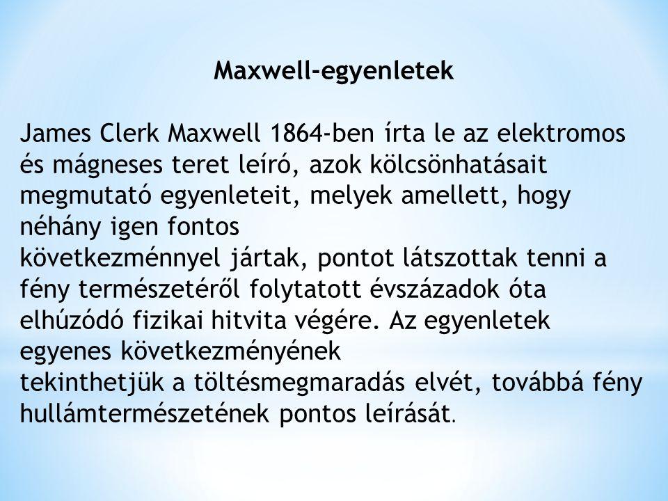 Maxwell I.
