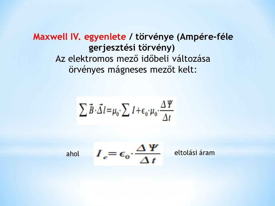 Maxwell IV.