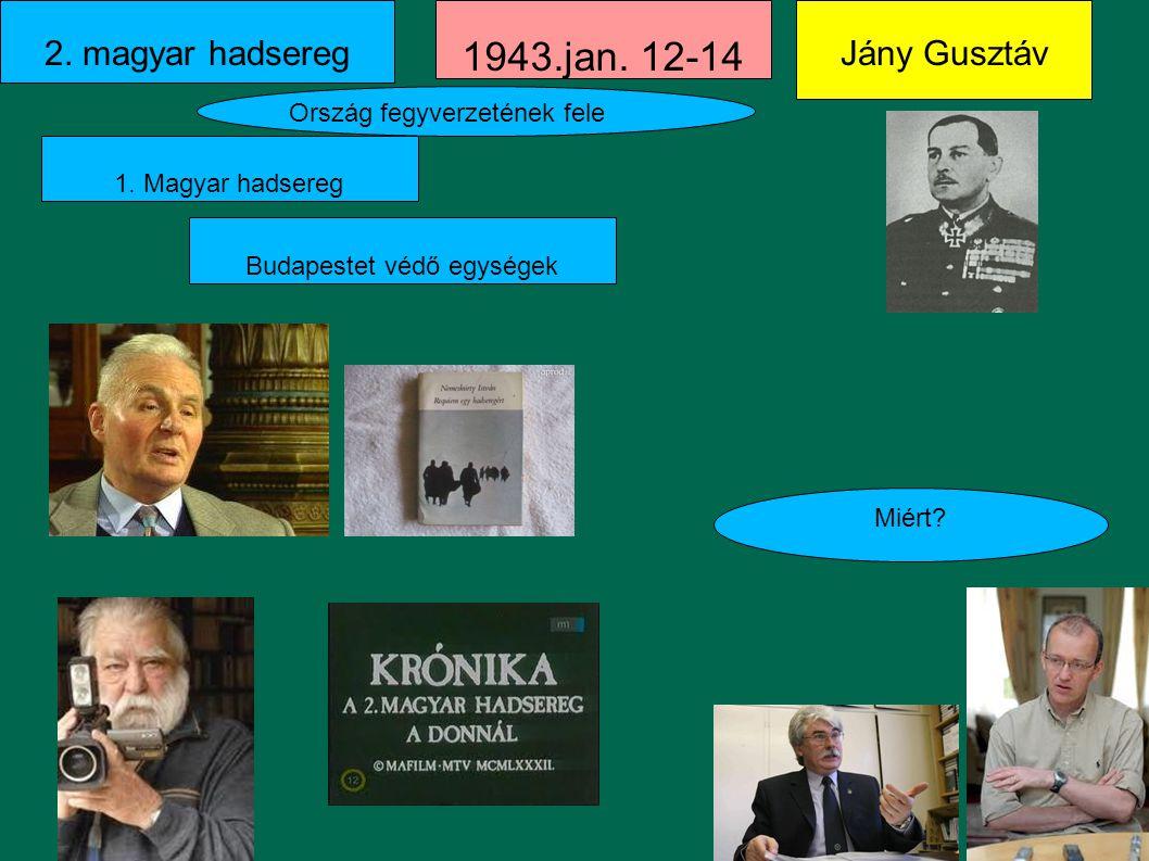 Egy több mint 200 kilométeres arcvonalszakasz jutott Jány Gusztáv hadseregére, ami irreális volt, különösen ha hozzávesszük ehhez a fegyverzetben, különösen a harckocsikban és a páncéltörő ágyúkban mutatkozó hiányt.