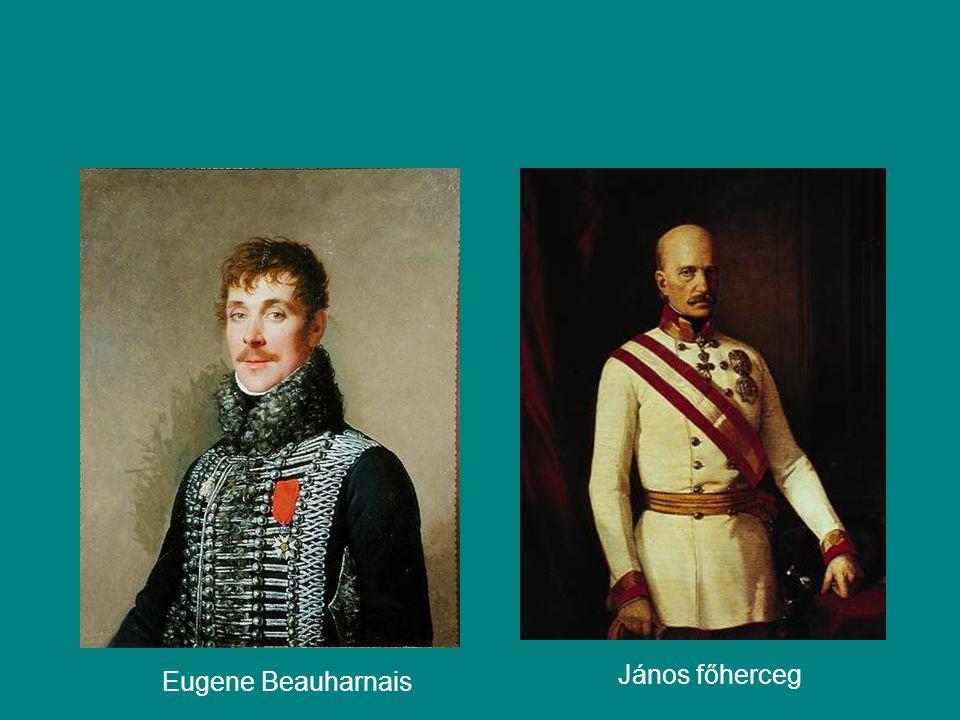 Eugene Beauharnais János főherceg
