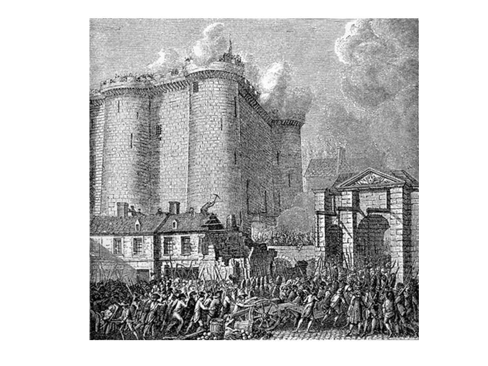 Bastille ostroma 1789.július 14.