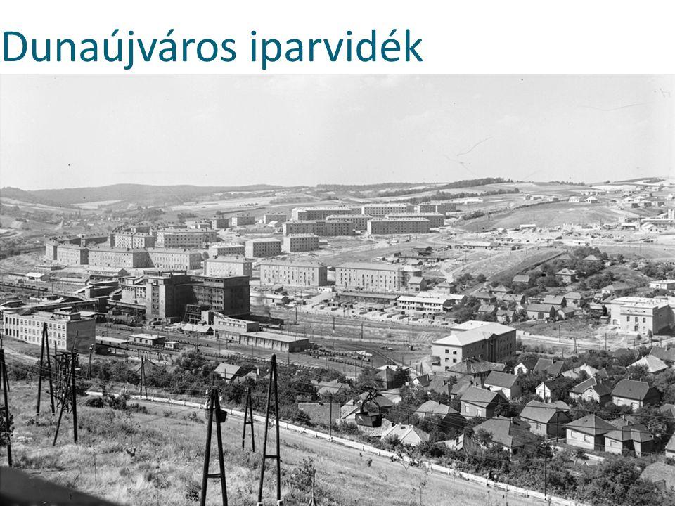 Dunaújváros iparvidék