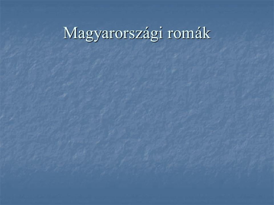 Magyarországi romák