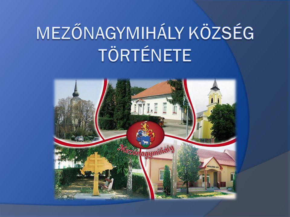 A község elhelyezkedése: