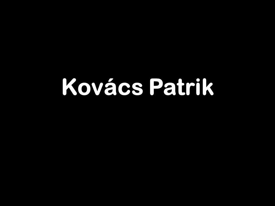 Kovács Patrik