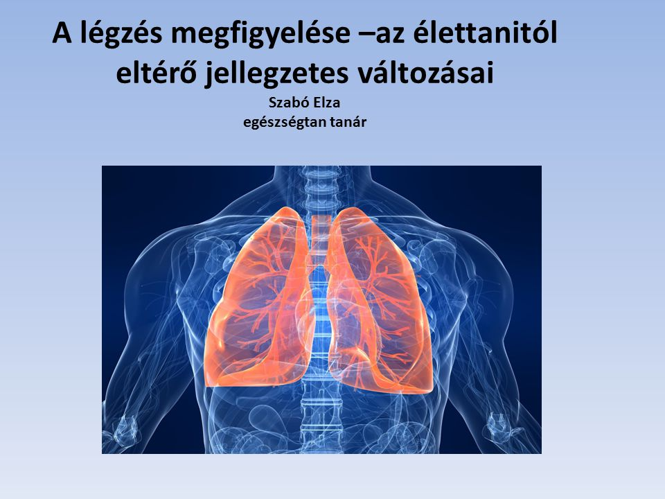 Kóros légzéstípusok 1.