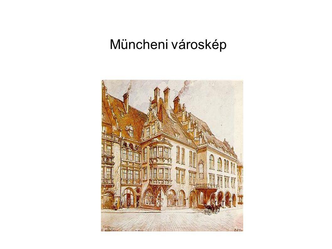 Müncheni városkép