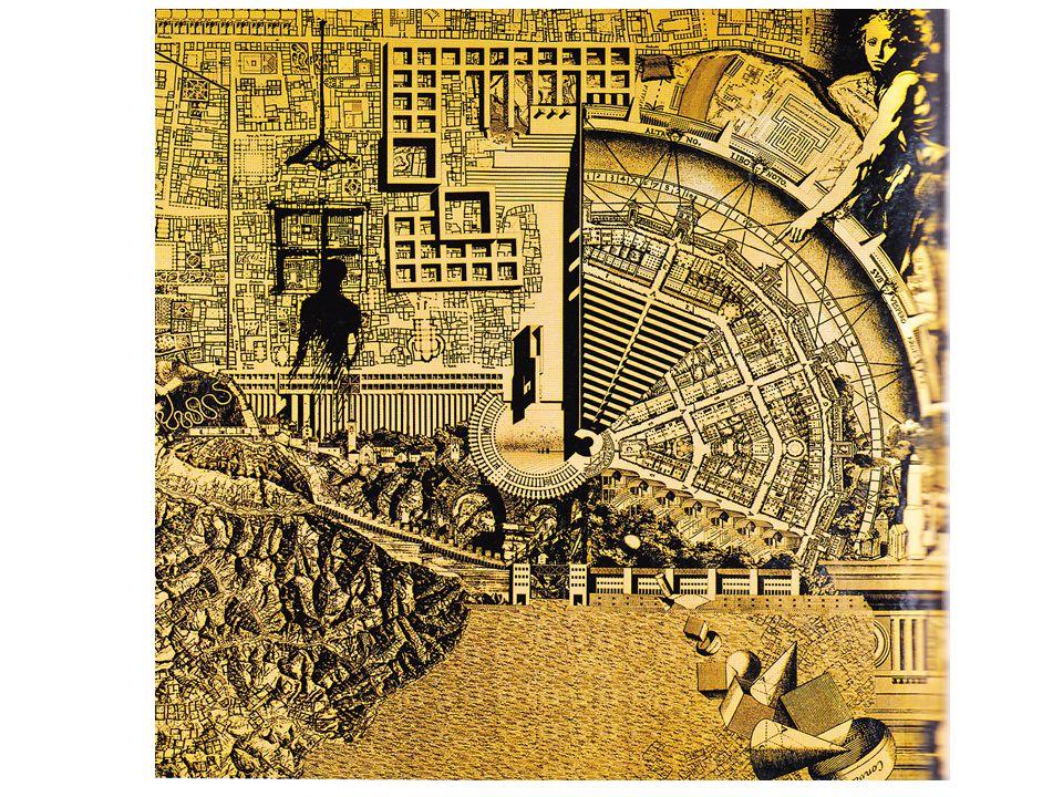 LAKÓHÁZ A GALLARATESE NEGYEDBEN, MILÁNÓ 1969-1973 Építészeti analógiák: a Lakóház, a hagyományos milánói bérház, a nyüzsgő folyosójával, - a svájci Alpok nyitott folyosós alagútjai (?) Építészeti alapformák: folyosó, árkád, lépcső, fal, ablak, + az Út (?)