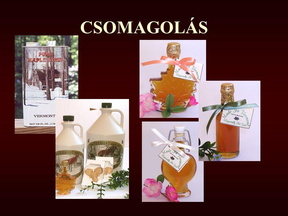 CSOMAGOLÁS