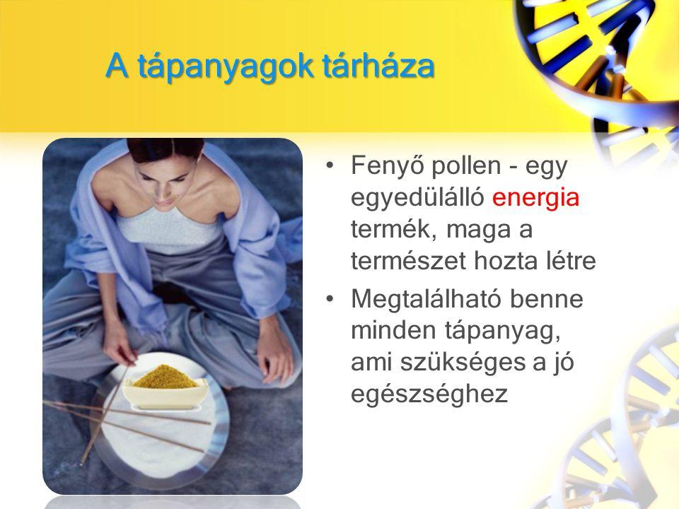 Fenyő pollen - a legegészségesebb élelmiszer Kár, hogy az emberek nem sokan ismerik az új receptet a hosszú élet titkáról.