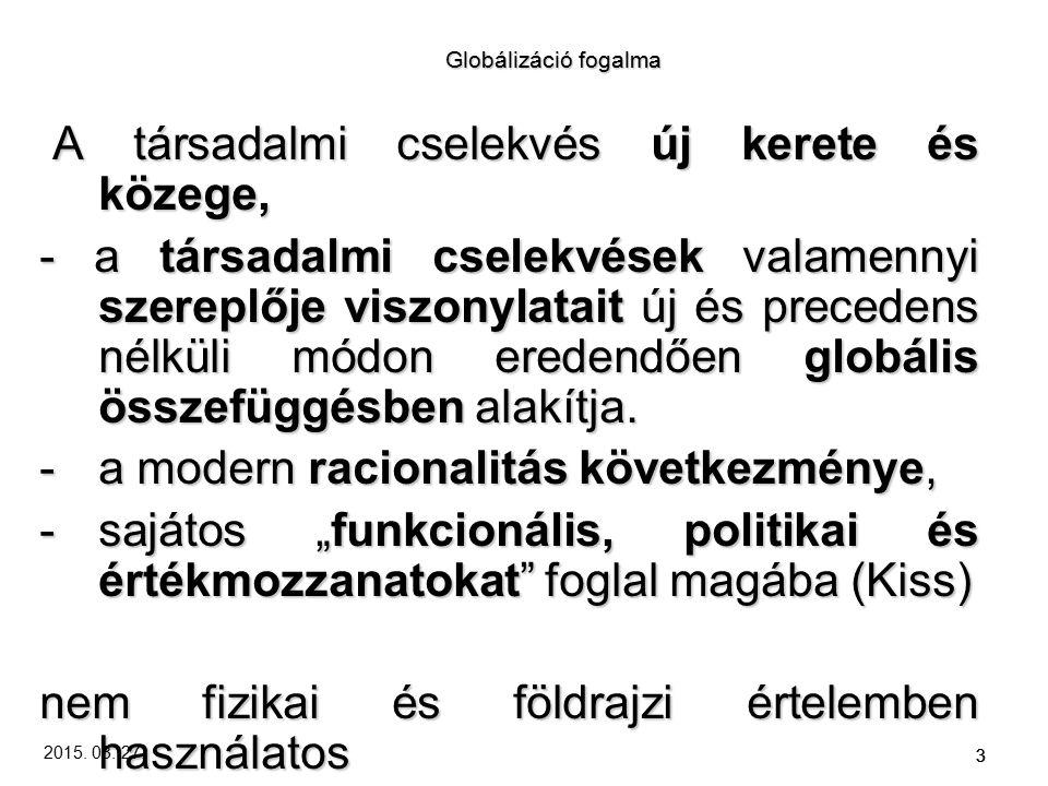 2015.03. 27. 24 4. A magyar társadalom több síkon is megfigyelhető megosztottsága 2.