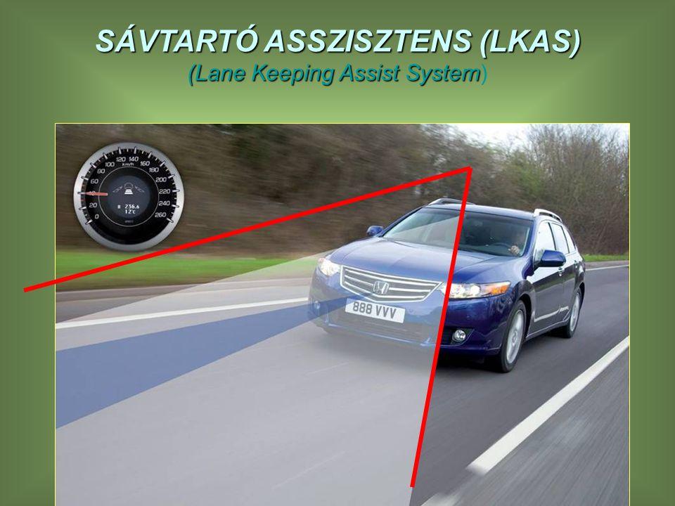 SÁVTARTÓ ASSZISZTENS (LKAS) (Lane Keeping Assist System (Lane Keeping Assist System)
