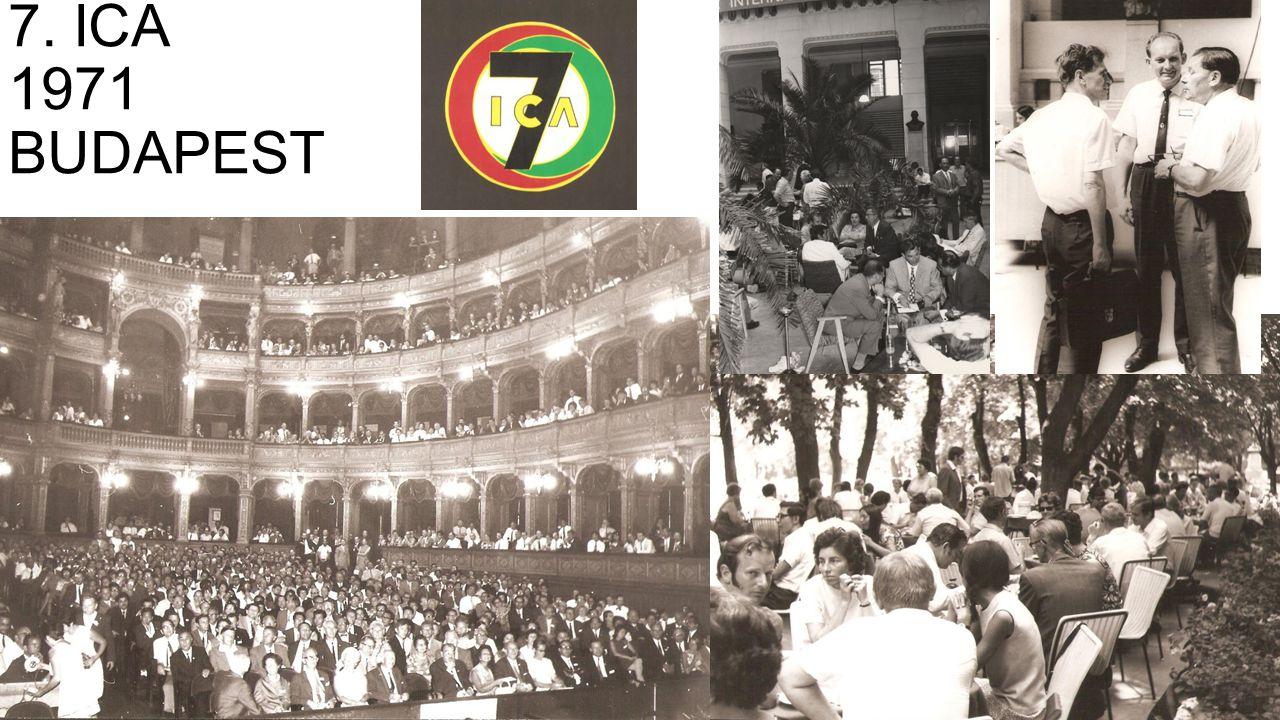 7. ICA 1971 BUDAPEST