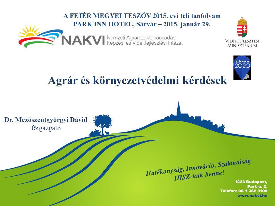 Megállapodás a KAP reformról 2013.