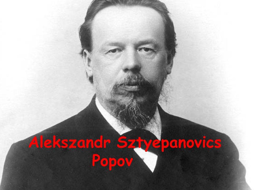 Alekszandr Sztyepanovics Popov