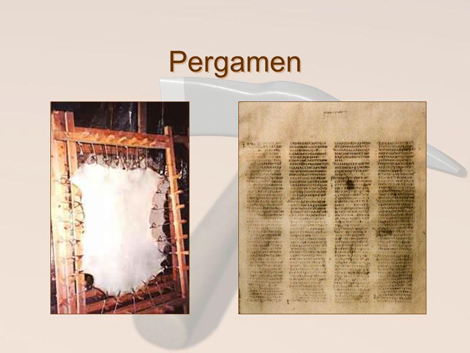 Pergamen