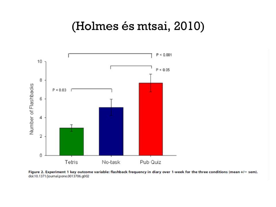(Holmes és mtsai, 2010)