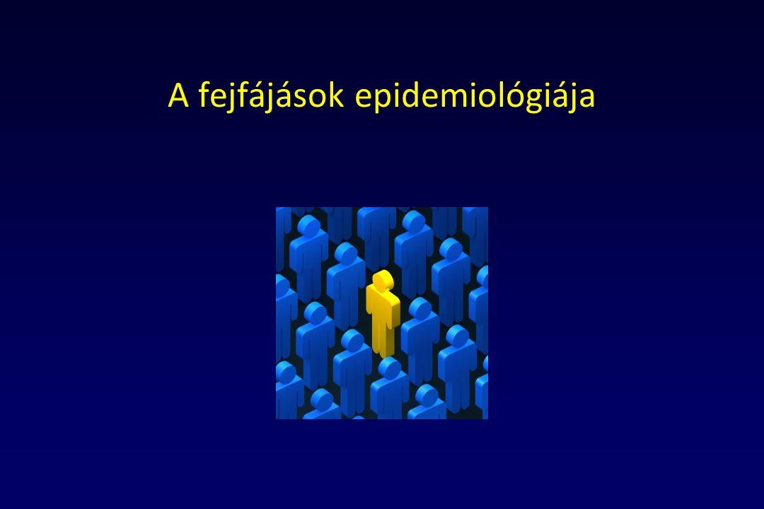 A fejfájások epidemiológiája