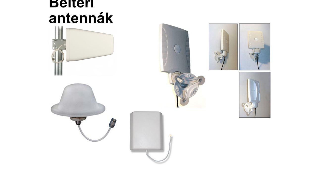Beltéri antennák