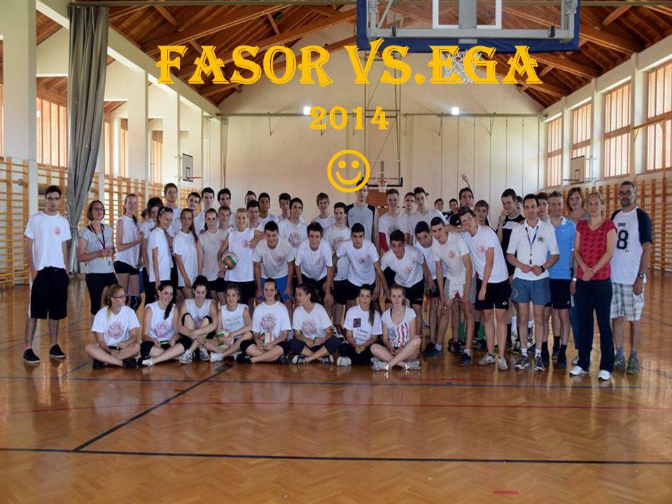 Az Újrakezdés 1994 FASOR VS.EGA 2014