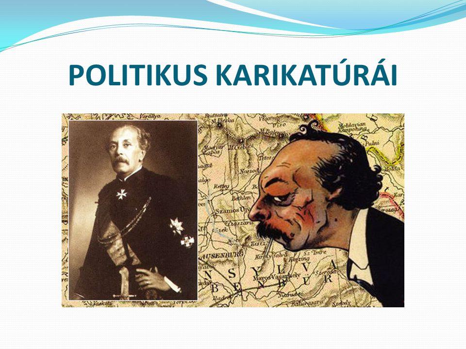 POLITIKUS KARIKATÚRÁI