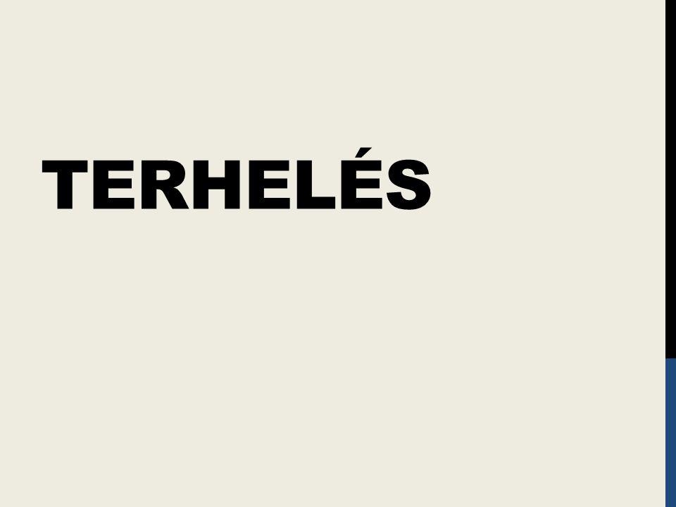 TERHELÉS