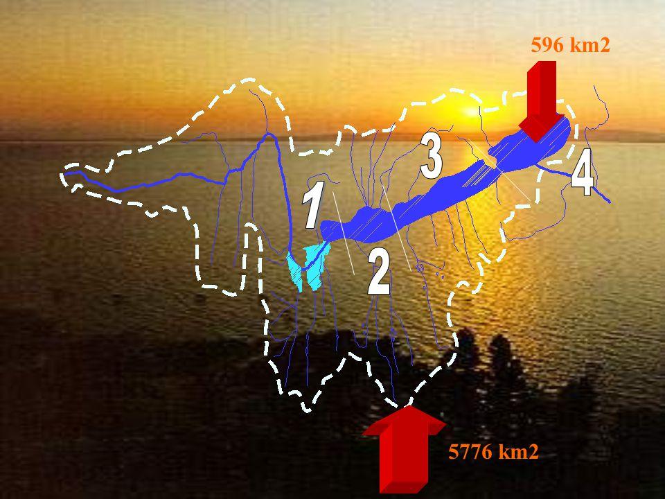 5776 km2 596 km2
