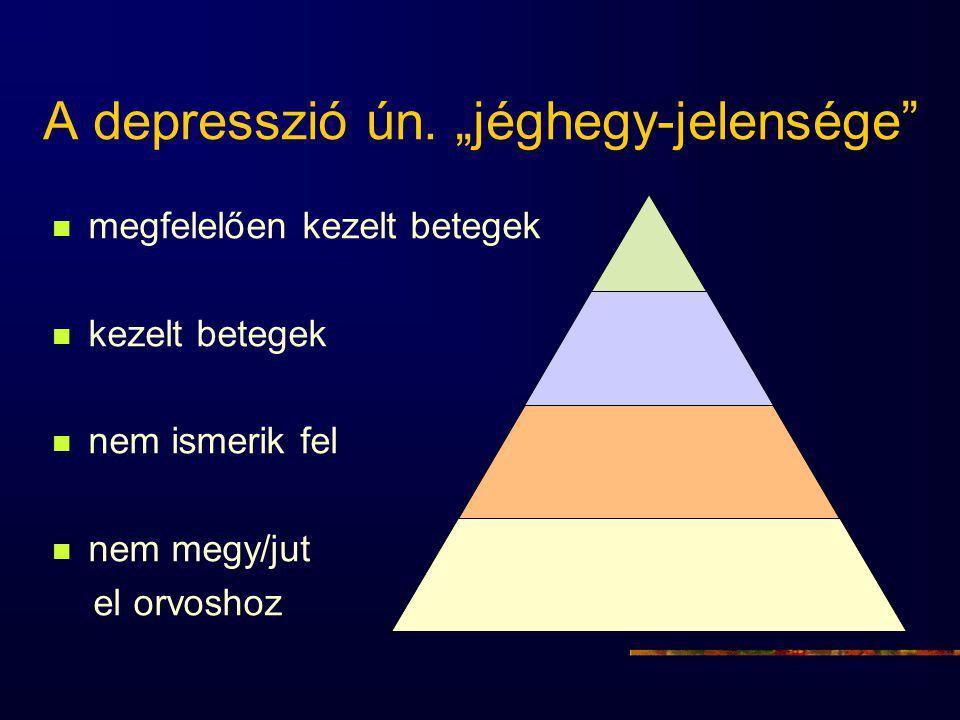 A depresszió ún.