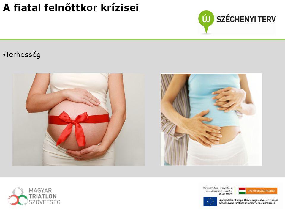 A fiatal felnőttkor krízisei Terhesség