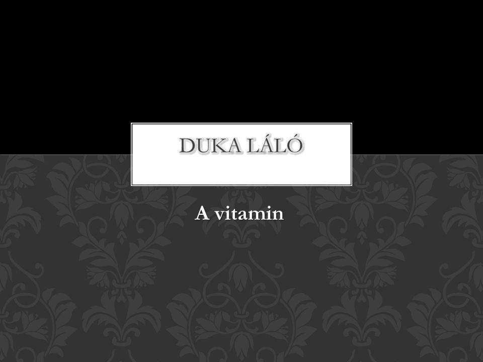 A vitamin
