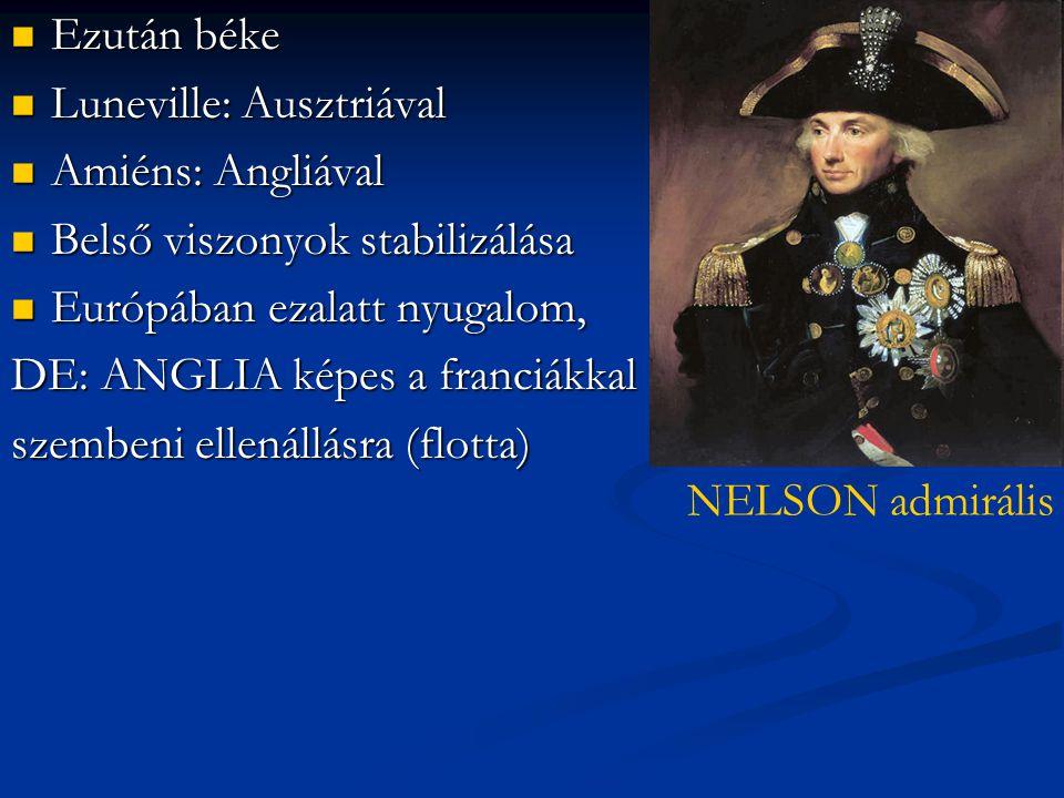 Trafalgar, 1805. október 21. – francia vereség