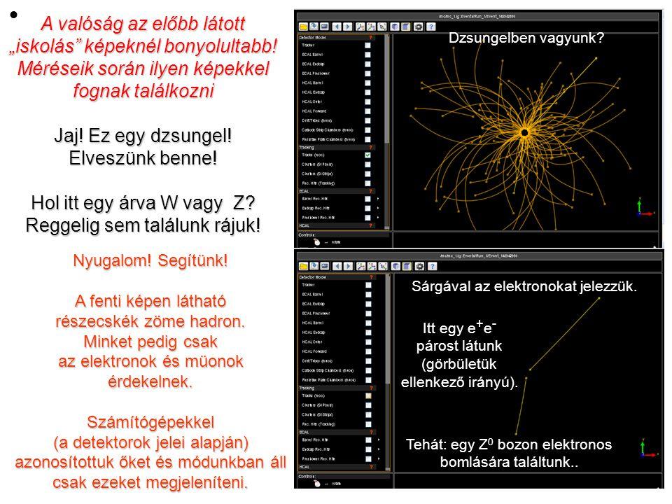 H 0   H 0  Z 0 Z 0 *  (  )+(  )      A Higgs bozon felfedezése a CERN LHC CMS és ATLAS kísérletében  