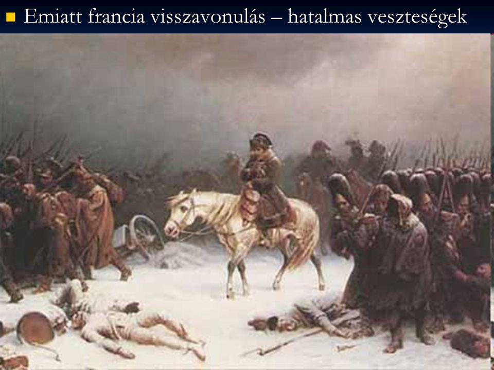 """Ennek hírére újabb koalíció – eleinte ellenük Napóleon még győzni tud, de amikor Ausztria is beszáll a koalícióba: Ennek hírére újabb koalíció – eleinte ellenük Napóleon még győzni tud, de amikor Ausztria is beszáll a koalícióba: LIPCSE: a """"népek csatája (1813."""