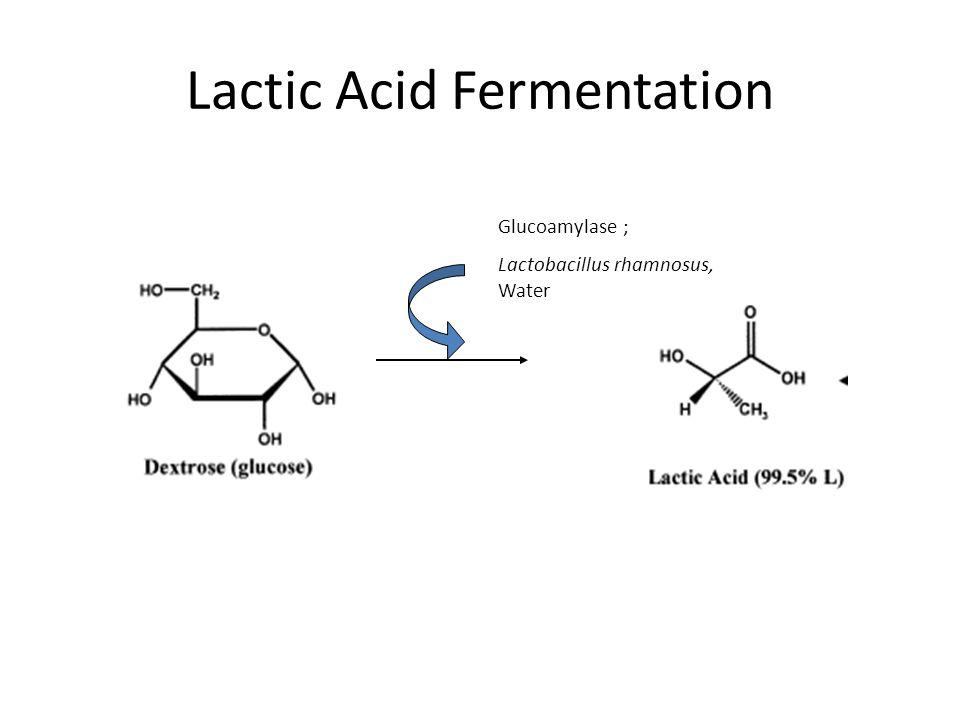 Purification of L-Lactic Acid Butyl lactate Water, heat + + waste