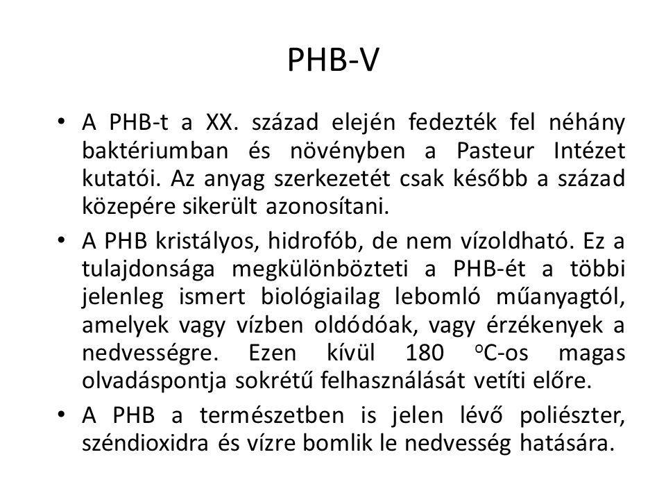 PHB-V A PHB-t a XX.