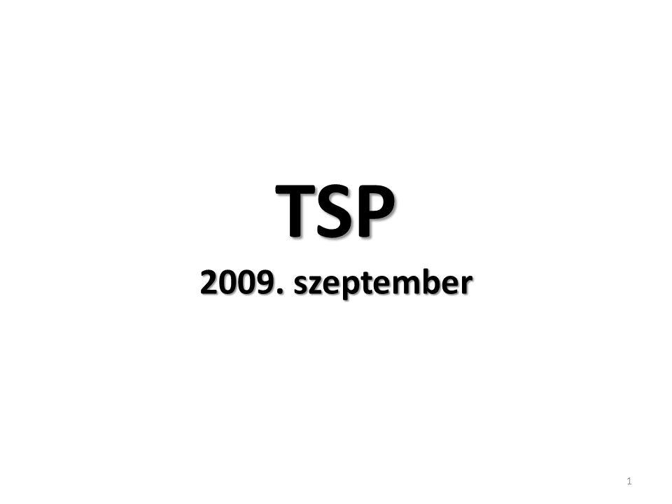 TSP 2009. szeptember 1