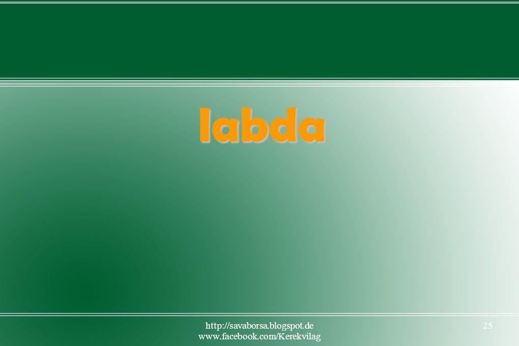 http://savaborsa.blogspot.de www.facebook.com/Kerekvilag 25 labda